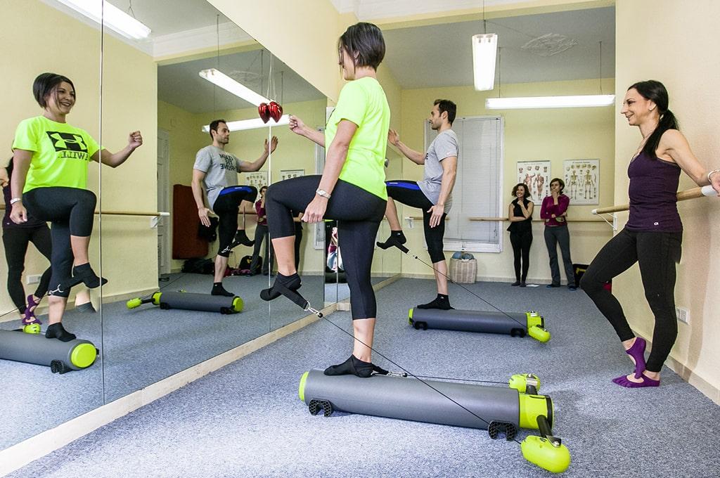 Beneficios de practicar Pilates con Motr ™