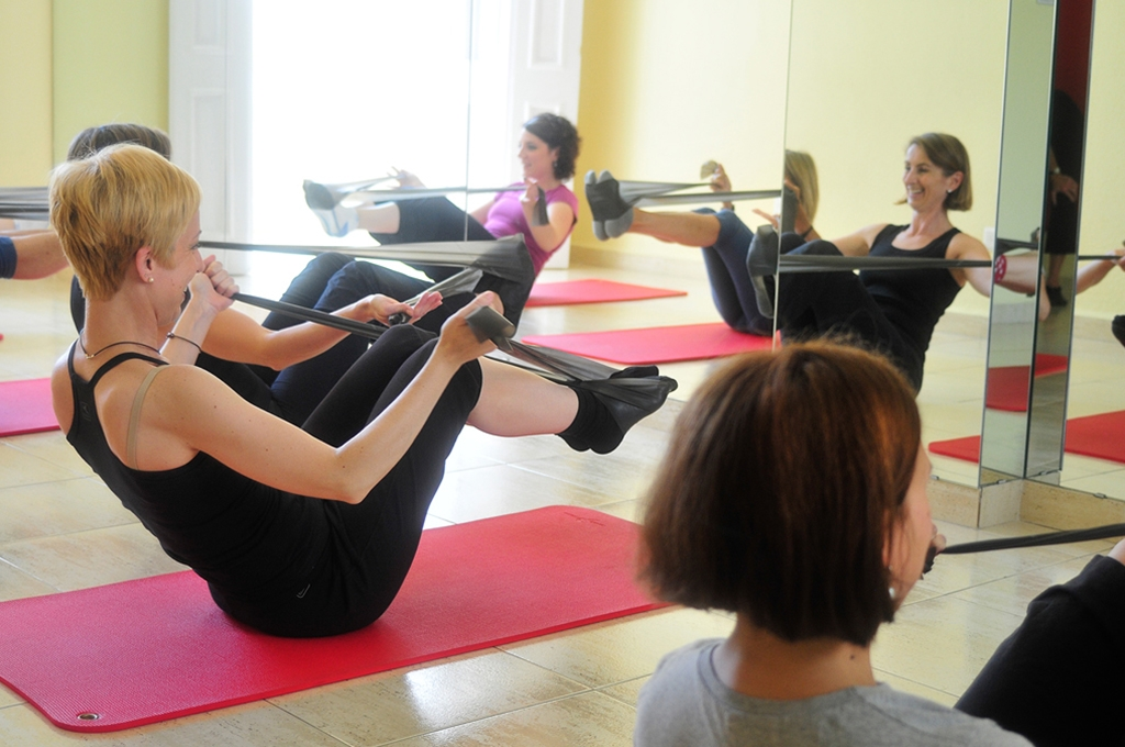 Beneficios de practicar Pilates