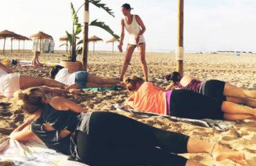 Este verano, ¡clases de Pilates gratuitas con Femke Donington!