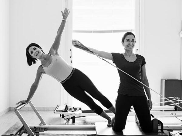 ¡Felices de celebrar una nueva semana de Pilates contigo!