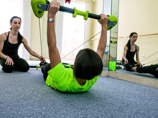 Clases privadas de Pilates. ¡Conoce sus ventajas!