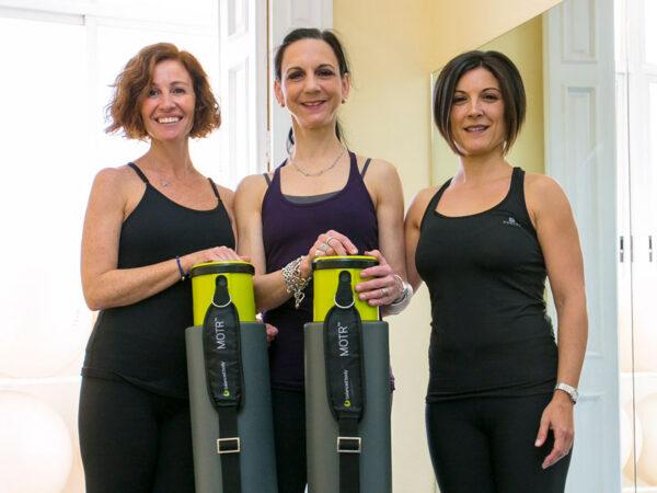 Inauguramos el curso 2020-2021 en Pilates Training Studio
