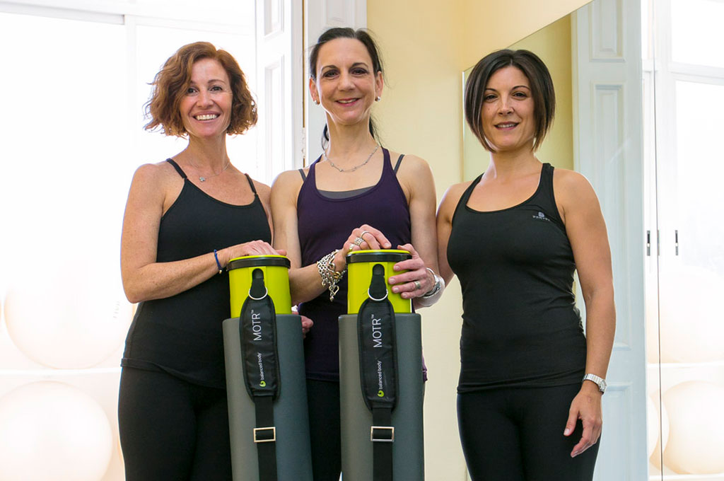 Inauguramos el curso 2020-2021 en Pilates Training Studio
