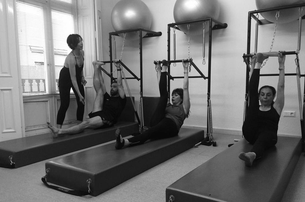 La importancia de los estiramientos en Pilates