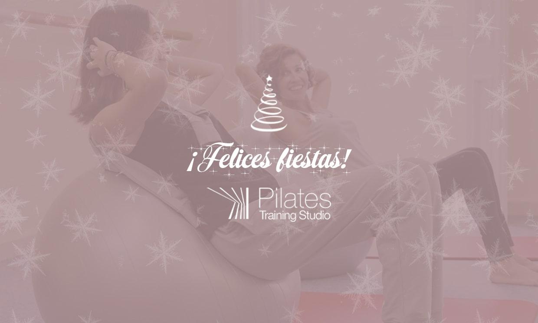 ¡Pilates Training Studio te desea felices fiestas!