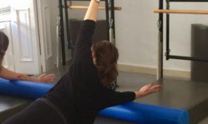 Foam roller para Pilates. ¡Conoce sus beneficios!