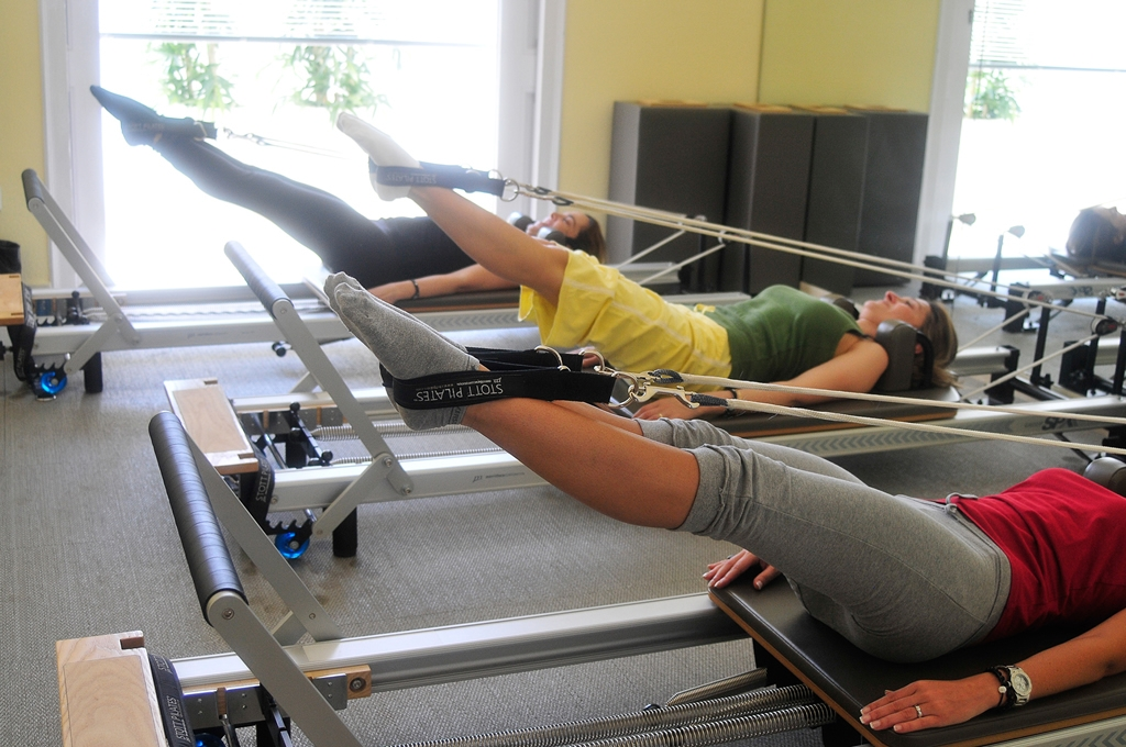Pilates Training Studio Matrícula Gratuita Pilates Valencia