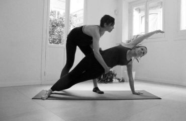 Pie & Lattes con Femke Donington en Pilates Training Studio