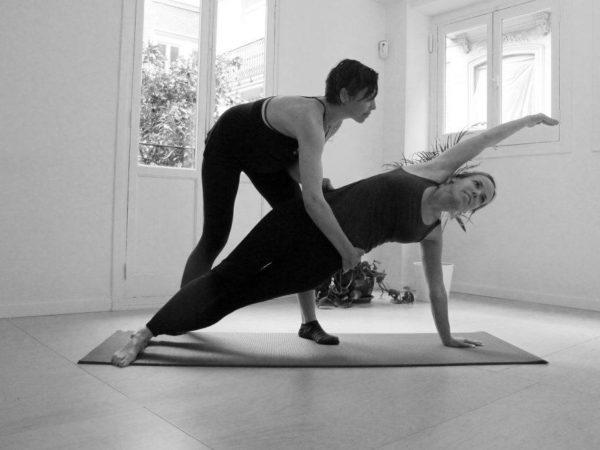 Pie & Lattes con Femke Donington en Pilates Training Studio