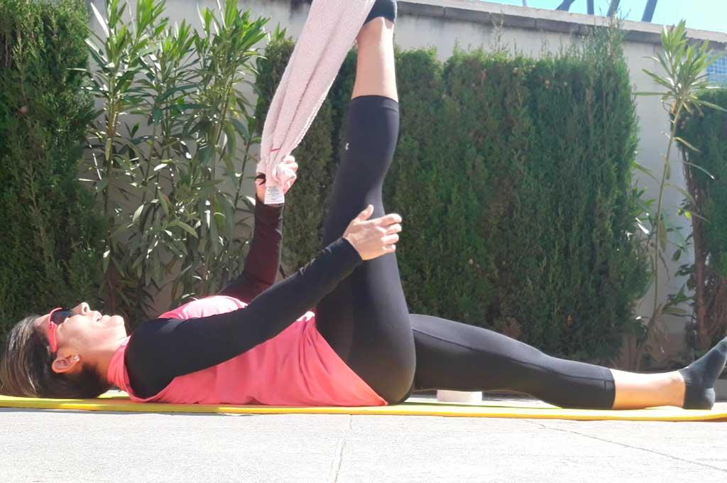 ¡Pilates en casa para mantenerte en forma!