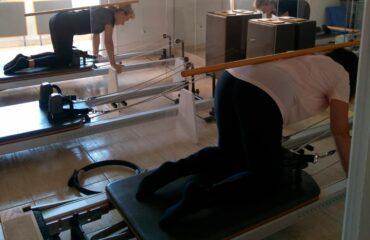 Practica Pilates en Valencia de forma segura