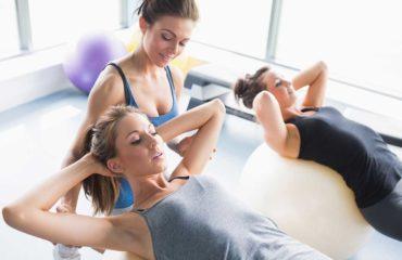 Pilates para combatir el insomnio