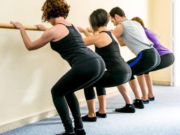 Pilates para fortalecer los glúteos