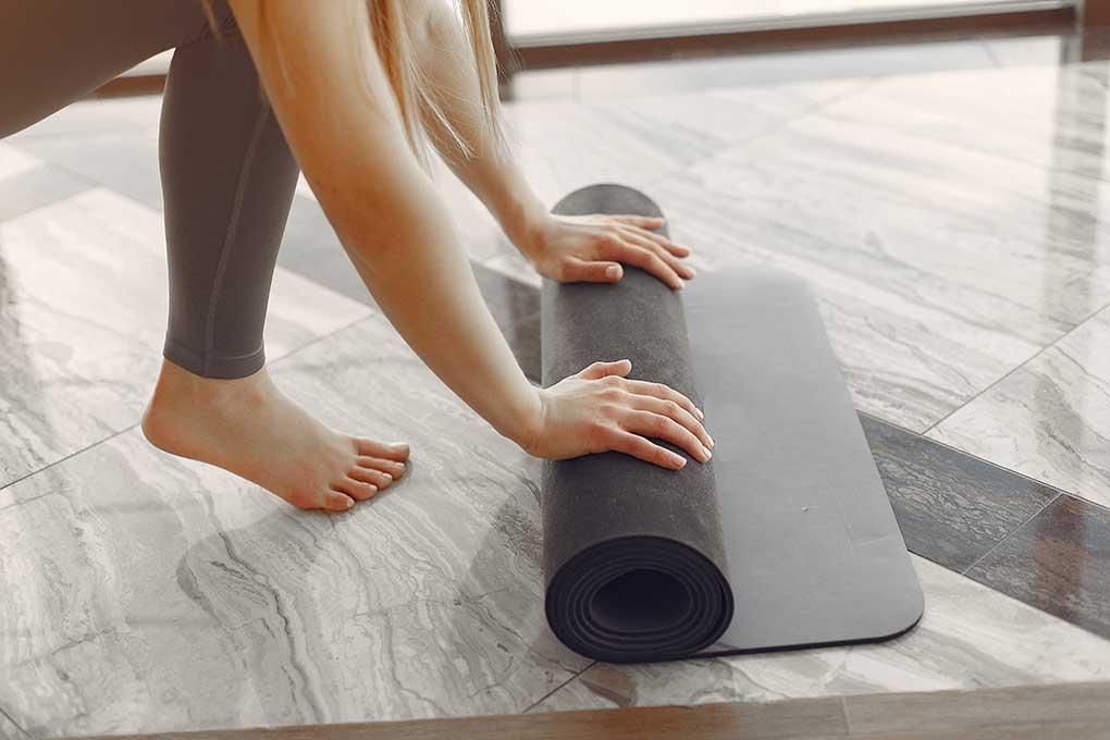 Pilates para relajarte y acabar con la ansiedad