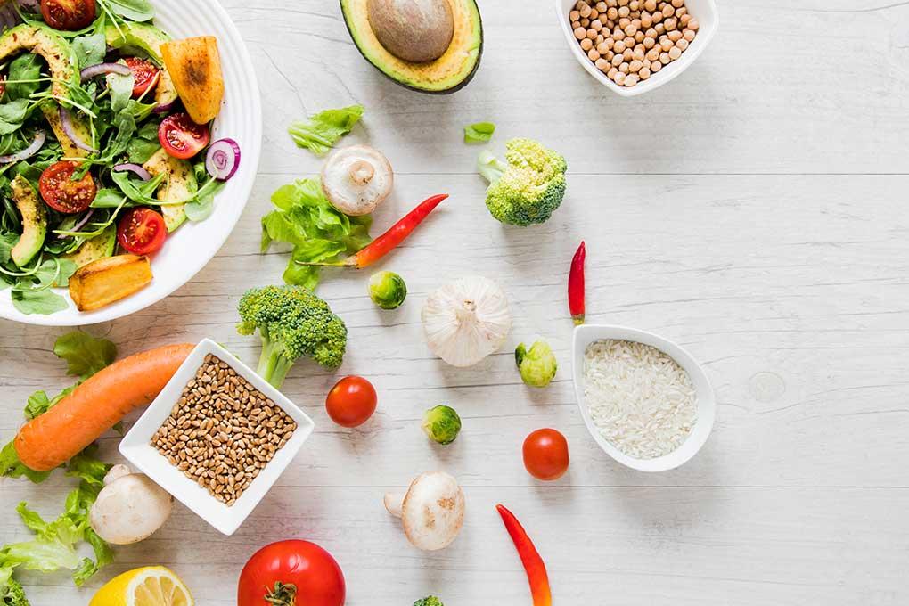Pilates y una alimentación saludable