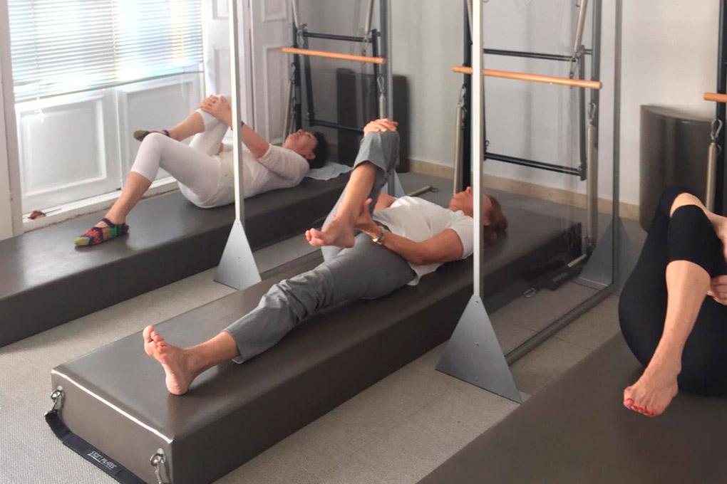 ¡Pilates Training Studio ya ha abierto sus puertas para ti!